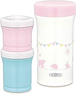 THERMOS 膳魔师 婴儿断奶食品容器 [対象] 5ヶ月 ~ 粉色