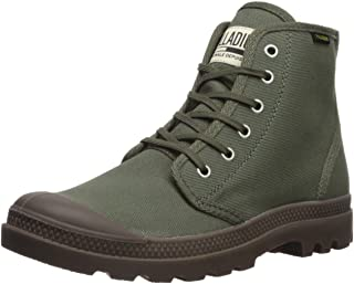 Palladium Pampa Hi Orginale 及踝靴 Green-326 13 M US