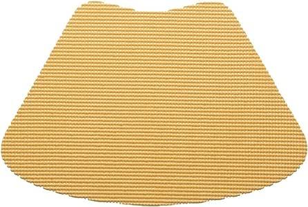 Kraftware 35239 鱼网垫 Dz,楔形,蜜斑 驼色 38639