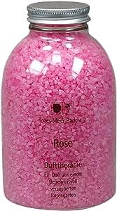 死海天然沐浴盐,玫瑰系列,630克,优质香水油香型