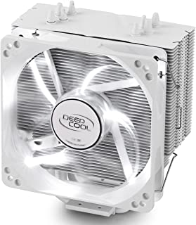 DEEPCOOL CPU Cooler GAMMAXX 400 White LED 4 Heat Pipes