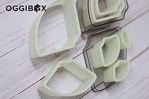 Oggibox 尼龙餐具套装 Fan 43483-32317