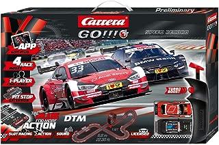 Carrera GO!!!  PLUS DTM 德国房车大师赛 Speed Record 20066009 汽车轨道套装