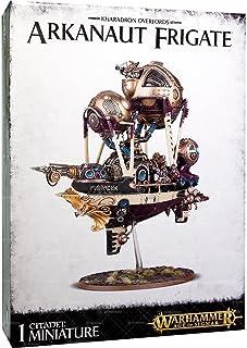 Age of Sigmar Warhammer Kharadron Overlords Arkanaut Frigate