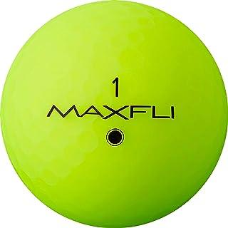 Maxfli StraightFli 哑光高尔夫球