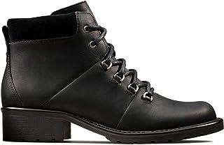 Clarks Orinoco Demi 女式机车靴