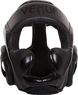 Venum Elite Headgear 哑光/黑色