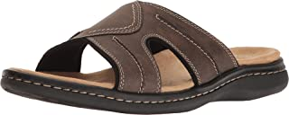 Dockers 男式 sunland Slide 凉鞋 深棕 12 M Men's