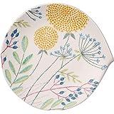 Villeroy & Boch Flow Couture 早餐盘,23x22厘米,高级瓷器,白色/彩色
