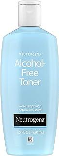 Neutrogena 露得清 无油无醇面部爽肤水 低过敏性配方 250ml