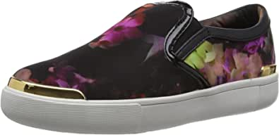 Ted Baker Malbeck,女式低帮运动鞋 Multicolor(cascading Floral) 4 UK