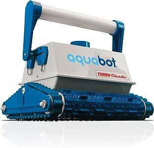 Aqua Products Aquabot ABT 涡轮增压式机器人泳池清洁剂 蓝色 NE352