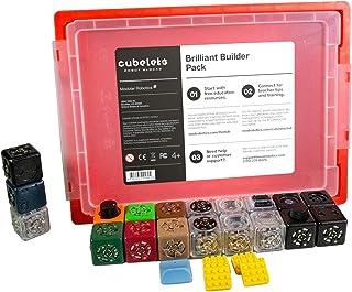 Cubelets 机器人模块 出色的搭建组件-STEM教育和编码机器人,免费教案,年龄4+