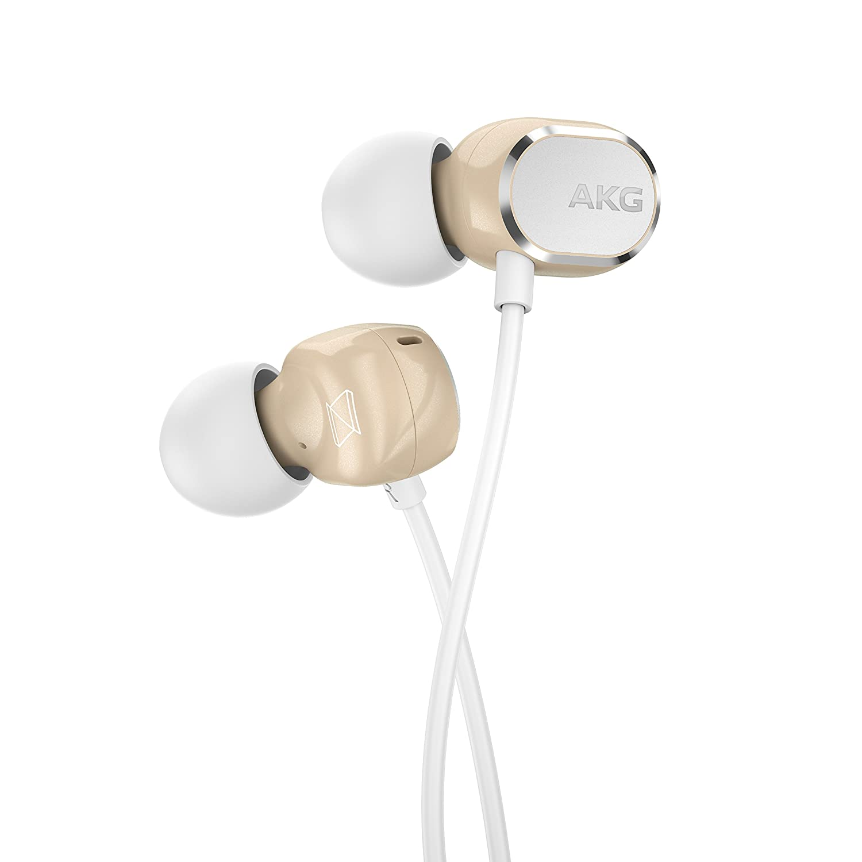 AKG 爱科技 N25 双动圈入耳式耳机