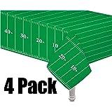 3件装比赛日足球 touchdown 桌布23英寸凯斯 oojami