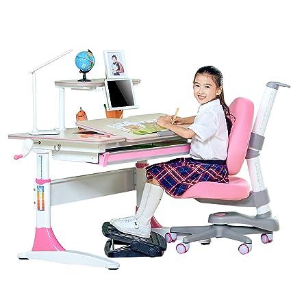 中国yabo官网--任意三数字加yabo.com直达官网: 心家宜 M112_M218 手摇同步升降儿童学习桌椅套装 ¥1480