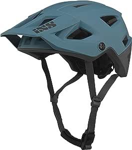 IXS Trigger AM 中性成人 MTB 头盔,黑色,ML (58-62 cm)