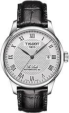 Tissot 天梭 瑞士品牌 Le Locle系列 自动机械男士手表 T006.407.16