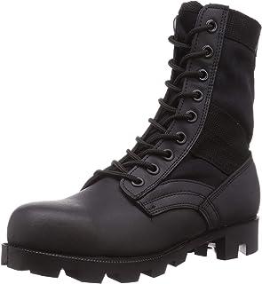 [ROSSCO] 靴子 军靴 战术靴 G.I. Type Black Steel Toe Jungle Boots (5781)