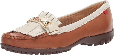 女式高爾夫輕便真皮巴西制造 lexington 高爾夫 MARC Joseph NY 時尚鞋子