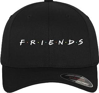 MERCHCODE Friends Logo Flexfit 帽子