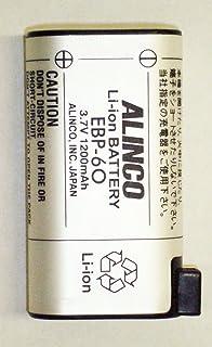 ALINCO 锂离子充电电池组 DJ-R100D用 EBP-60