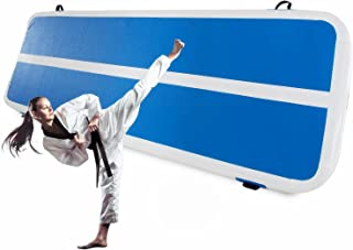 Popsport 充气垫 空气轨道系列 健身垫 气垫 健身房垫 健身房 翻滚垫 适合体操训练