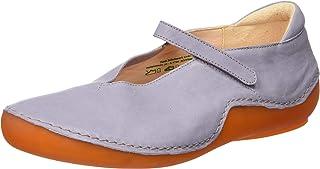思考! 女士 686065_Kapsl 系带芭蕾舞鞋