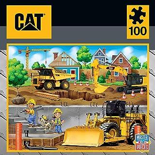 Masterpieces Caterpillar 儿童*拼图,100 片