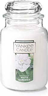 yankee Candle 罐蜡烛白色栀子花