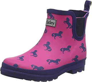 Hatley 女孩 Chelsea 雨靴 Wellington