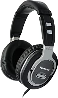 Panasonic RP-HTF600-S Stereo Over-ear Headphones