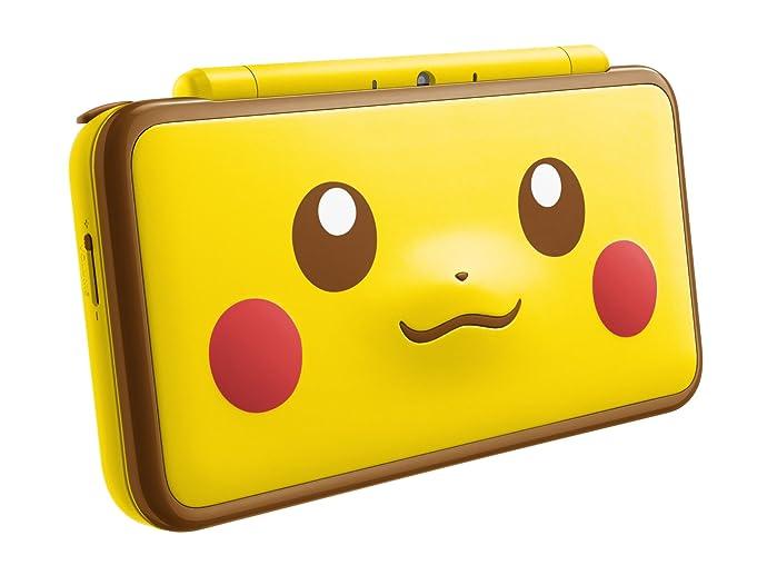 Nintendo 任天堂 2DS XL 游戏机 精灵宝可梦限量皮卡丘版 ¥1069