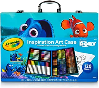 Crayola 绘儿乐 Despicable Me 创意艺术盒 Finding Dory