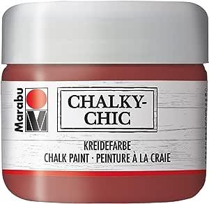Chalky-Chic Marabu Paint 橘色(Saffron) 225ml MR026125121