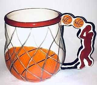 陶瓷篮球杯