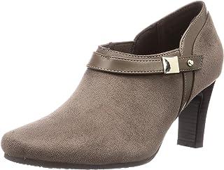 TEN 浅口鞋 TN1747_OAK-S_23 女士 橡木绒面革 23.0 cm 2_e