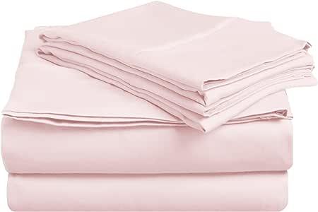 Impressions 埃及长绒棉400支 deep-fitting 口袋软光滑4件套