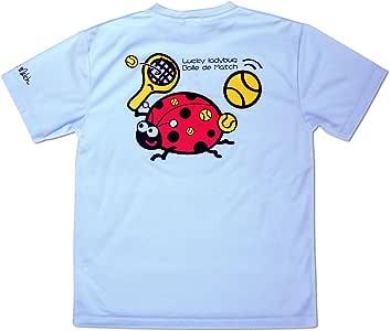 Ball de Match男士T恤 LabyBug BM-JM1515 浅蓝色 L