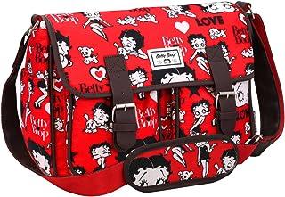 Betty Boop Rouge 邮差包 34 厘米 红色 (Rojo)