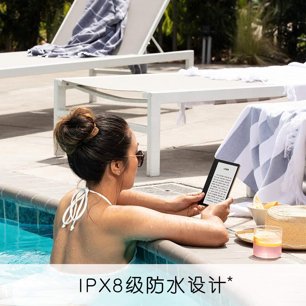 全新Kindle Oasis电子书阅读器开启预售