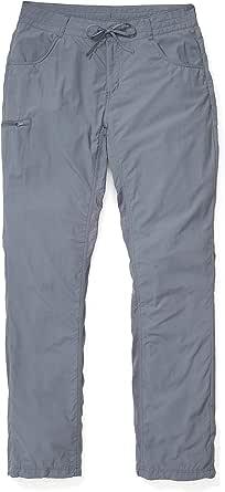 ExOfficio 女式 BugsAway 紧身裤小号,钢玛瑙色,0