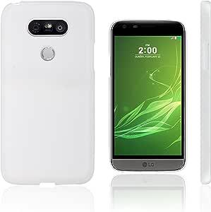 Xcessor 弹性 TPU 手机壳 LG G5CG00364 Opaco White/Semi-transparent