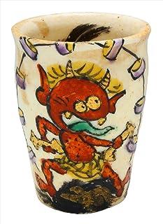 Utsuwaroan 酒杯 雷神 60毫升 美浓烧 日本田一人