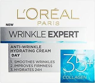 L'oreal Paris 巴黎欧莱雅 Wrinkle Expert 35+胶原蛋白日霜50ml