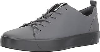 ECCO 爱步 Soft 8 男士时尚系带运动鞋