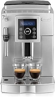 De'Longhi 德龍咖啡機ECAM 23.420.SB.全自動咖啡機 銀黑(數字顯示屏 可視化操作/13檔咖啡豆研磨器 專業制作奶泡的出水嘴/可拆卸萃取機芯/可同時操作雙杯萃?。?                          srcset=