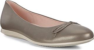 ECCO 愛步 女士 Touch Ballerina 2.0 芭蕾平底鞋
