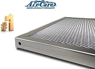 Air-Care 24x24x1 银色静电可水洗 A/C 炉空气过滤器 - 限量版,从不购买其他过滤器!! - 美国制造
