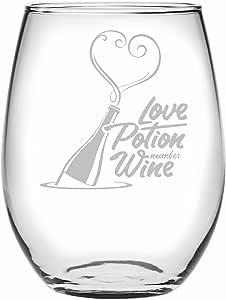 Fineware Love Potion Number *红色 - 父母 Stemless 15 43205-40960